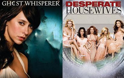 Ghost Whisperer e DesperateHousewives