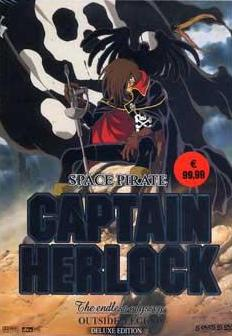 """""""Space Pirate Captain Herlock - The endless odyssey - DeluxeEdition"""""""