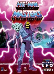"""""""He-Man and the Masters of the Universe - Stagione 1, volume 2″"""