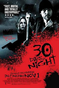 """30 Days of Night"""