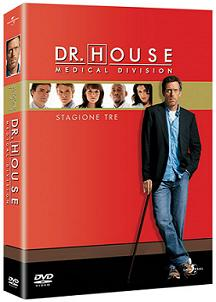 """""""Dr. House - Medical Division - Stagione Tre"""""""