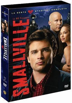 """""""Smallville - La sesta stagione completa"""""""