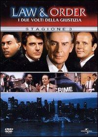 """""""Law & Order - I due volti della giustizia - Stagione 3"""""""