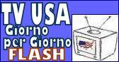 TV USA Giorno per giorno Flash