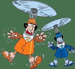 I due Gadgettini: Digit & Fidget