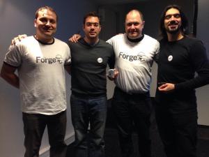 Forge Community Team at Devoxx BE 2014