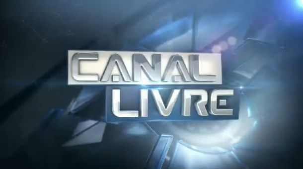 Antonio Lavareda e Mauro Paulino no programa Canal Livre