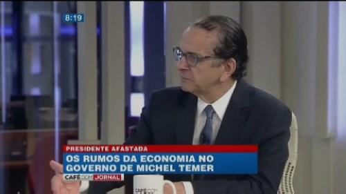 Antonio Lavareda participa do programa Café Com Jornal