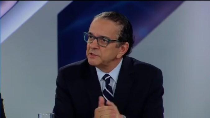 Antonio lavareda participa do programa Canal Livre / Reprodução: TV Bandeirantes
