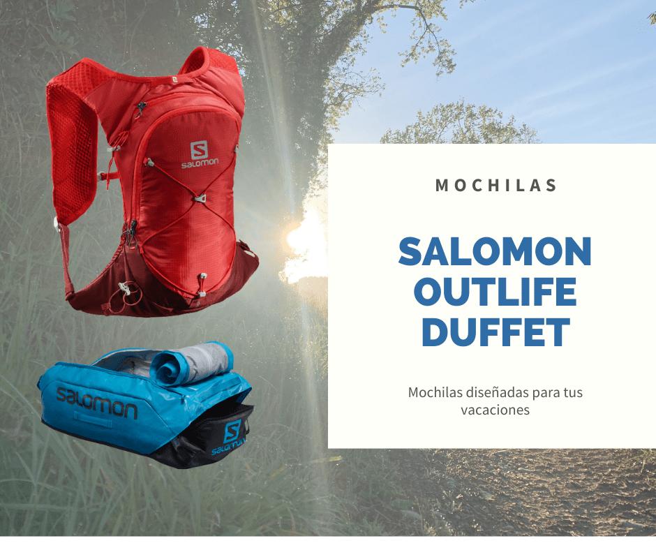 Mochilas y bolsas Salomon Outlife Duffel