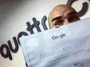 Antonio Mariggiò - Adwords Certified Consultant