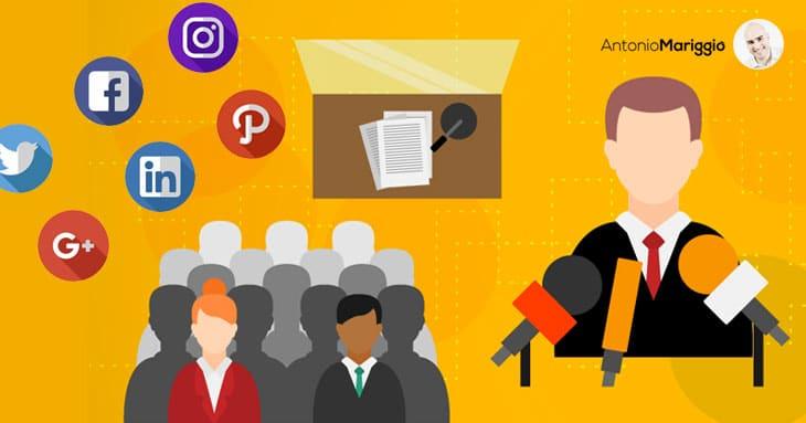 Orario migliore per Pubblicare sui Social - Antonio Mariggiò