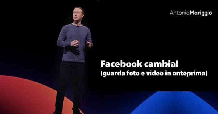 facebook cambia antonio mariggiò
