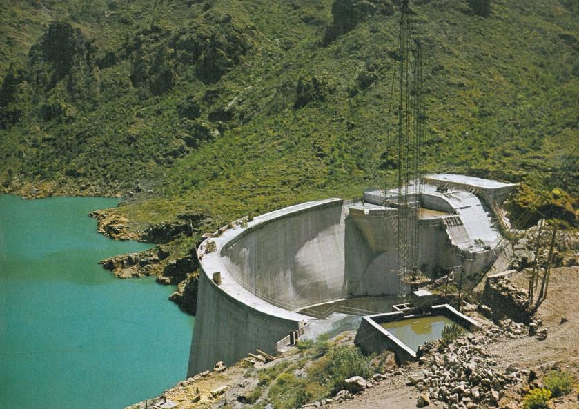 Historia y futuro de las presas de Chira y Soria