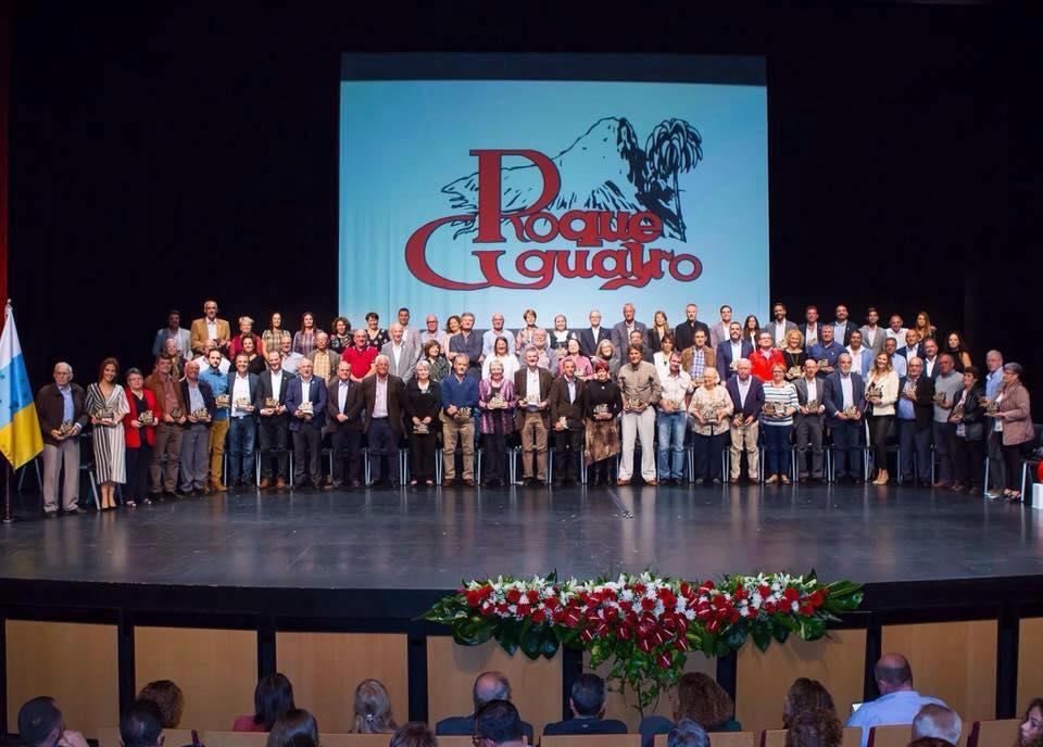 40 años de Roque Aguayro