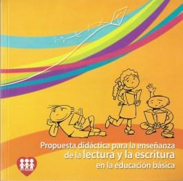 Propuesta didáctica para la enseñanza de la lectura y la escritura