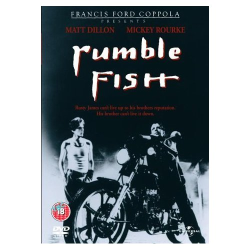 Rumble fish sukey tawdry 39 s kettle hole for Rumble fish summary