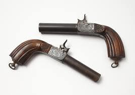 pistolas larra
