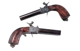 larra dual pistolas