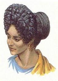 peinado romano