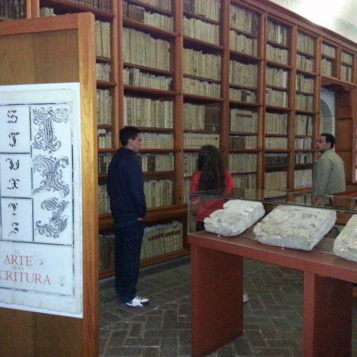 Biblioteca Palafoxiana de Puebla, Mexico