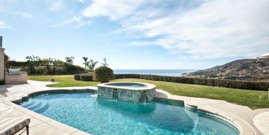 Gated Malibu Estate