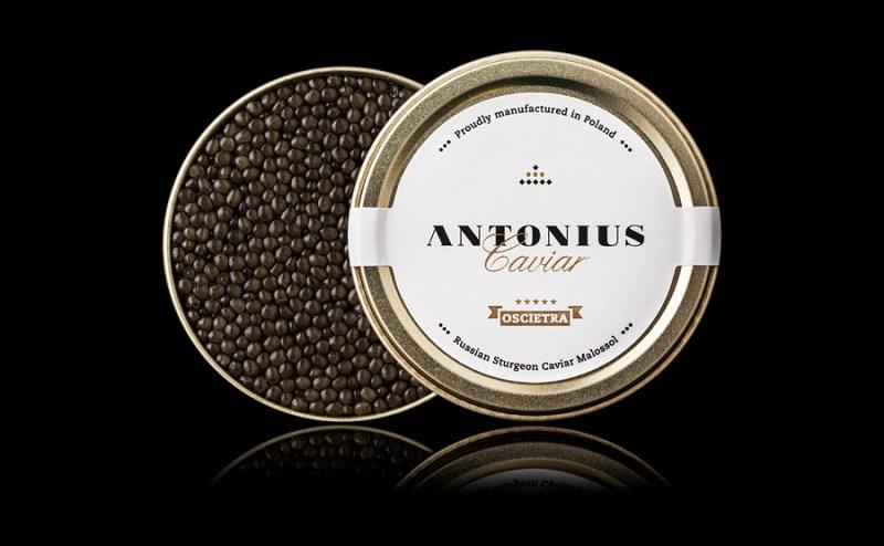 Oscietra Caviar 5 Star