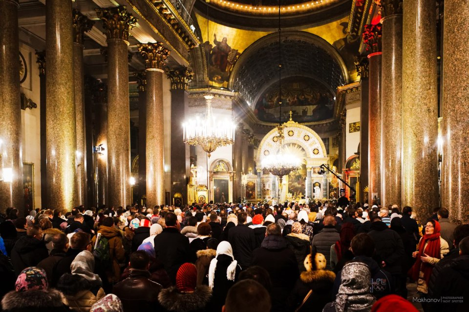 РПЦ и Рождество