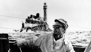 Дик Картер обходит скалу Фастнет. 1965 г