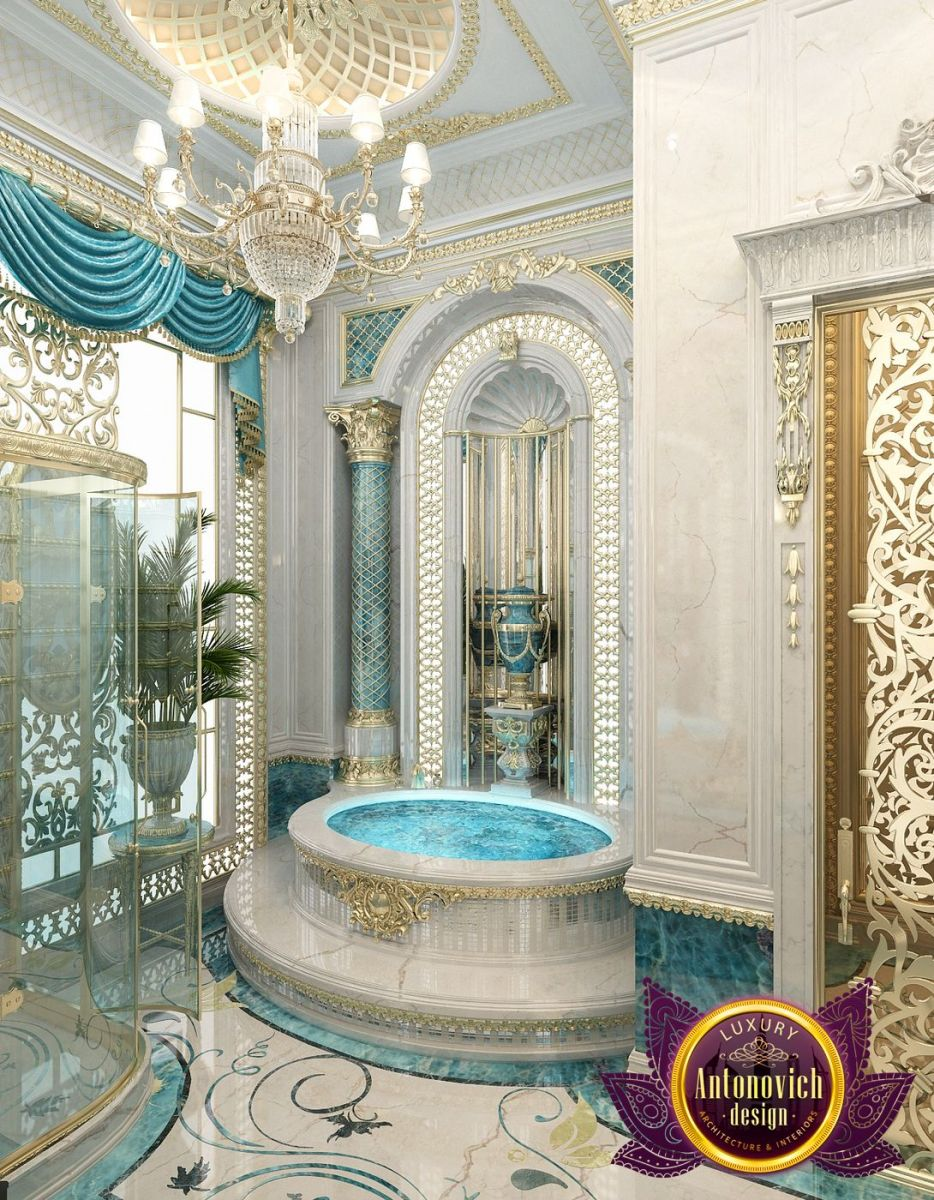 Bathroom Interior Design Dubai
