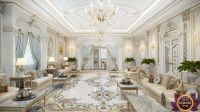 Luxury Antonovich Exclusive Interior Design in Saudi Arabia.