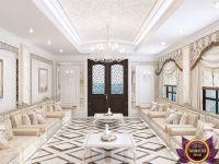 Beautiful exclusive marble floors of Luxury Antonovich ...