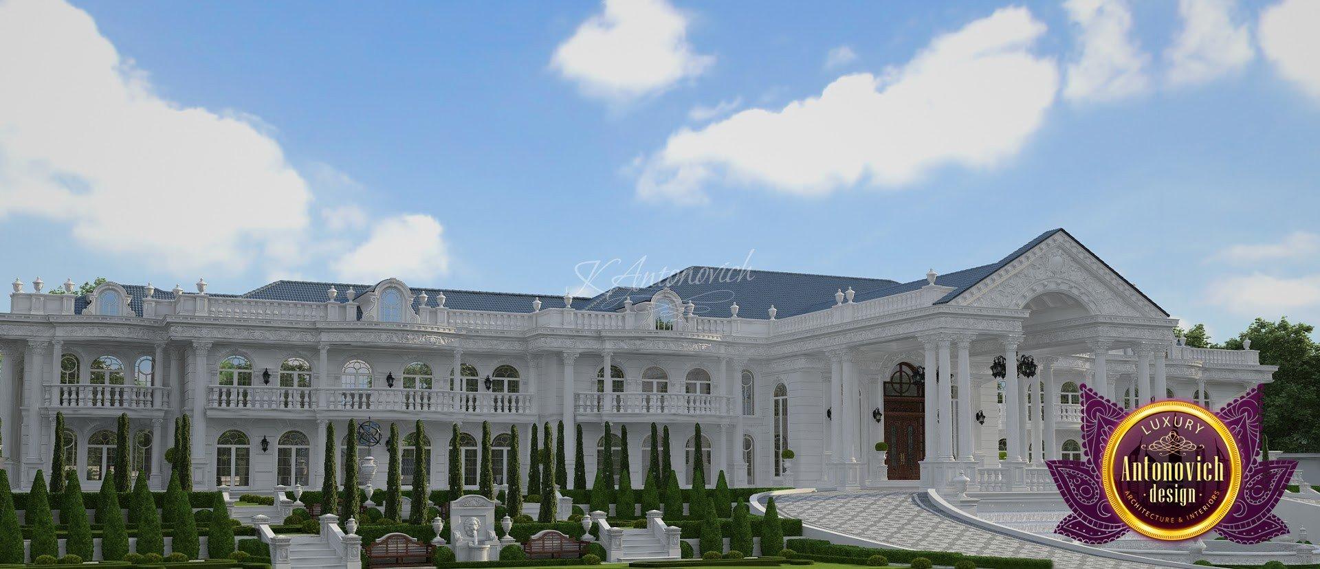 Royal Landscape Design In UAE