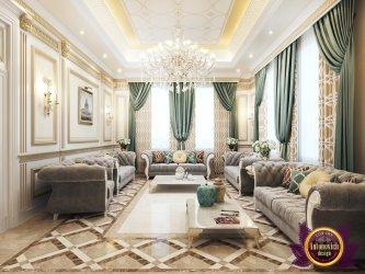 room living gorgeous villa dubai stylish interior