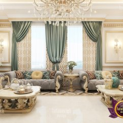 Living Room Classic Virtual Design In A Style