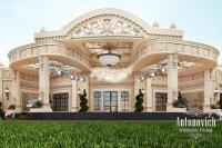 Villas Exterior Design in Qatar