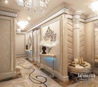 Luxury Living Room Interior Design Dubai