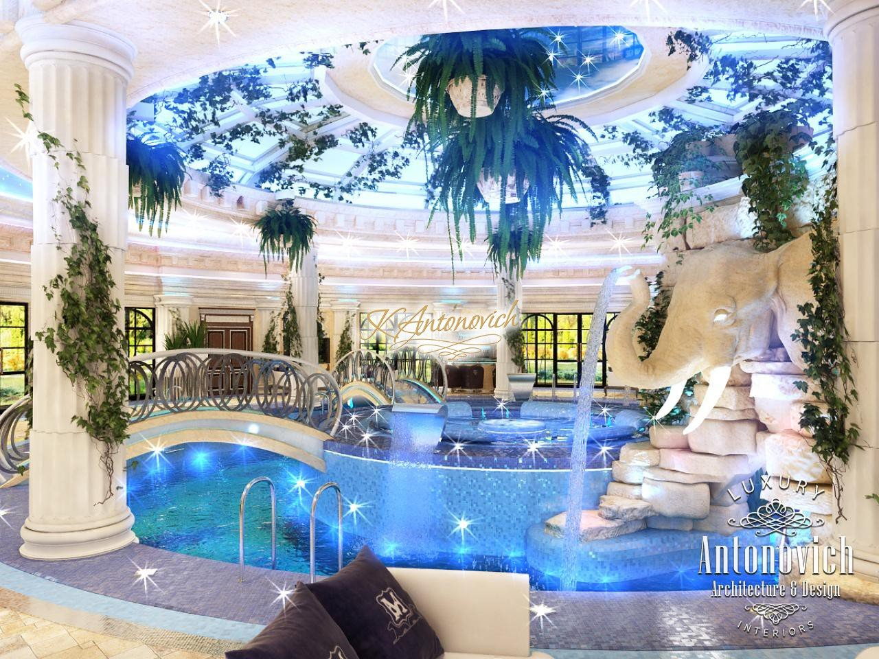 Swimming Pool Design UAE