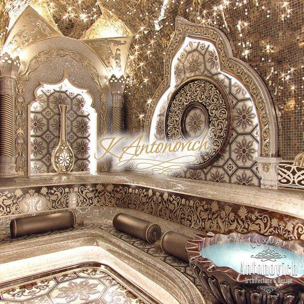 Hammam Design Interior UAE