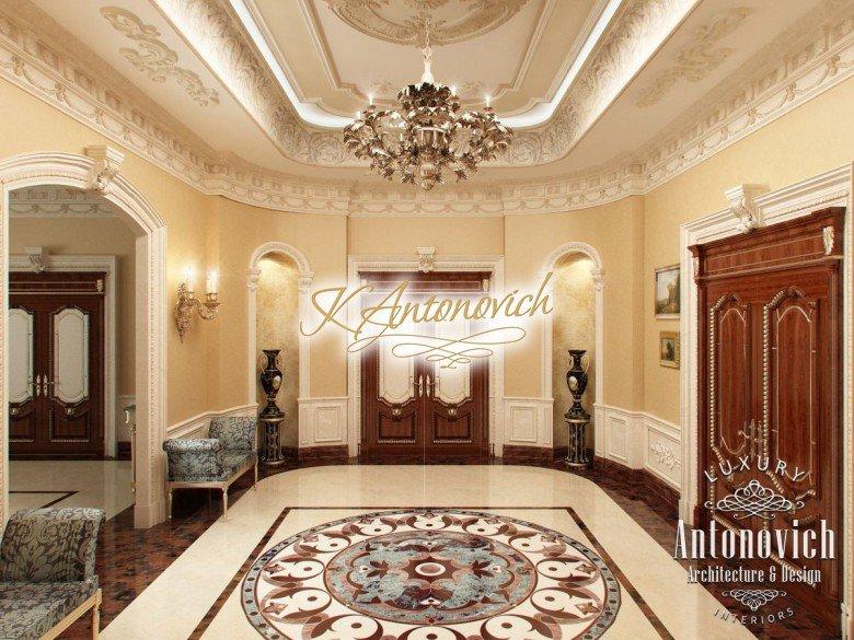 Modern Classic Flooring Design