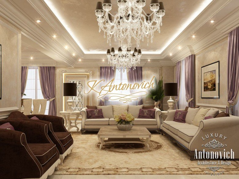 arabian living room decorating apartment white walls ranches 2