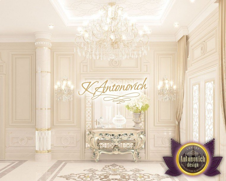 Luxury Living room Design ideas in Qatar