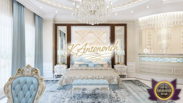 luxurious arabic style bedroom Arabic master bedroom design
