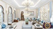 Arabic Style Living Room Design