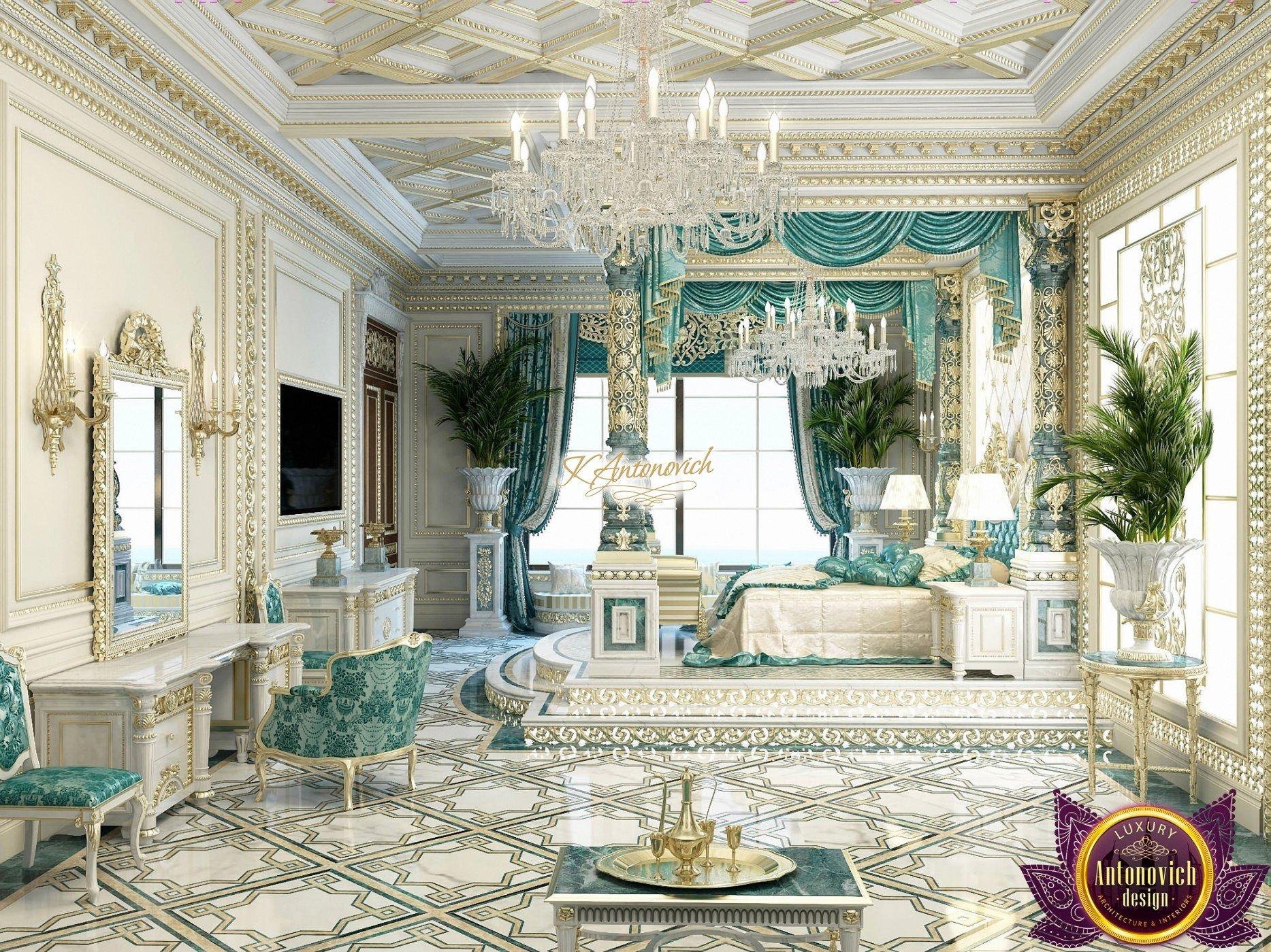 Best Luxury Royal Master Bedroom Design Ideas