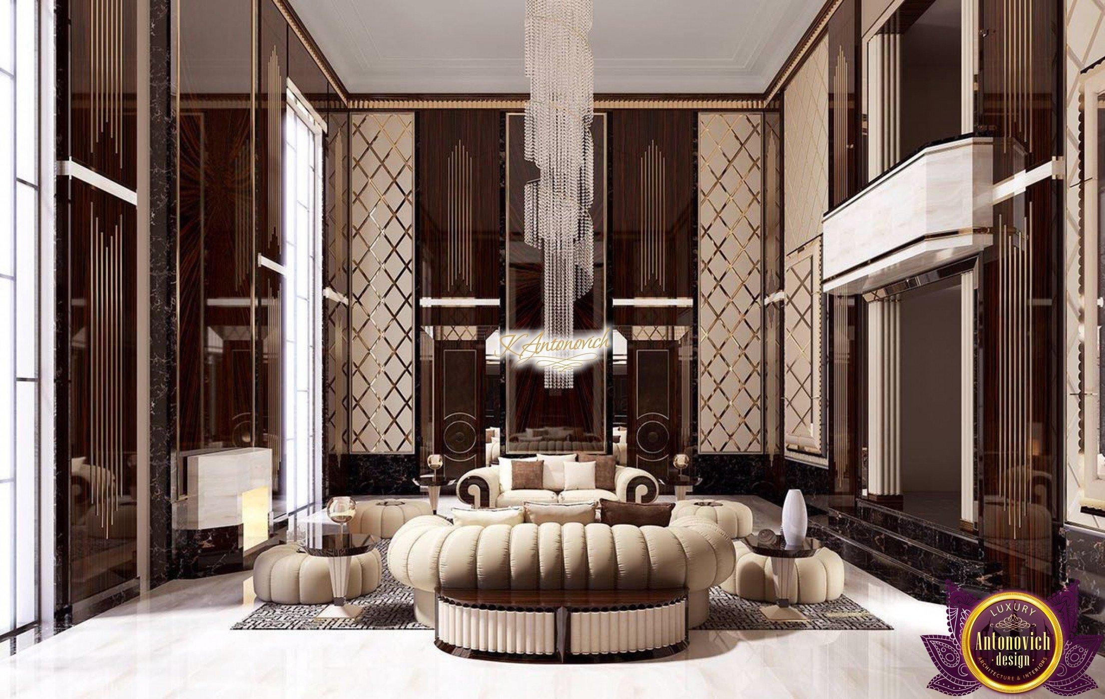 Contemporary Living Room Furniture Dubai