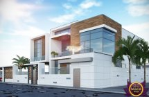 Luxury Modern Villa Exterior Designs