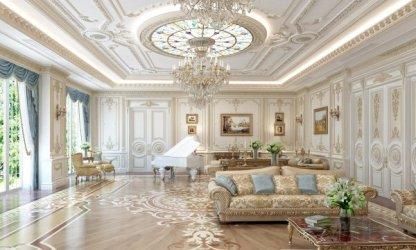 royal room living interior antonovich floor covering gorgeous livingroom latest jooinn ae architect