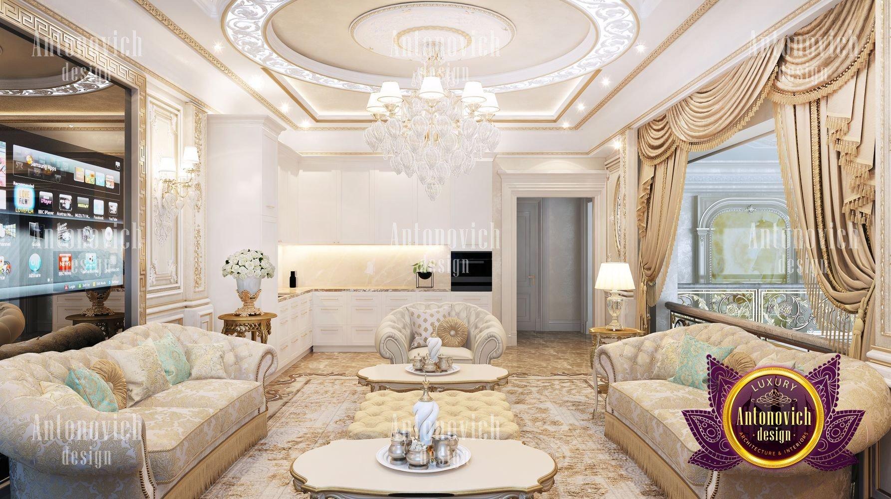 Luxury sitting room design   luxury interior design company in California