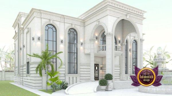Luxury home exterior design - luxury interior design ...